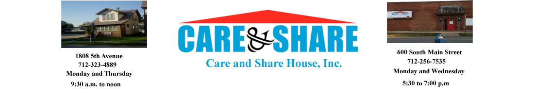 CareandShareHouse.org